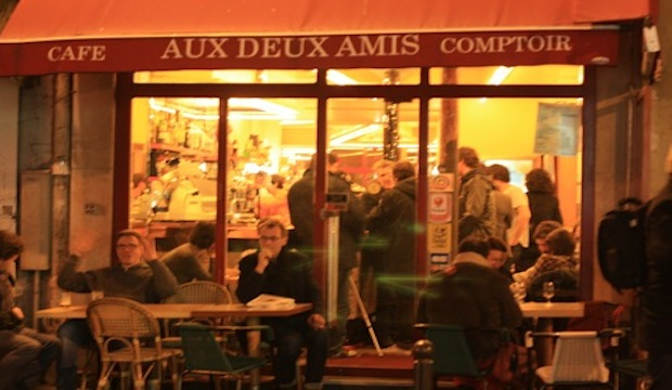 Aux Deux Amis: Recommended by: Melissa Hemsley (Hemsley + Hemsley)