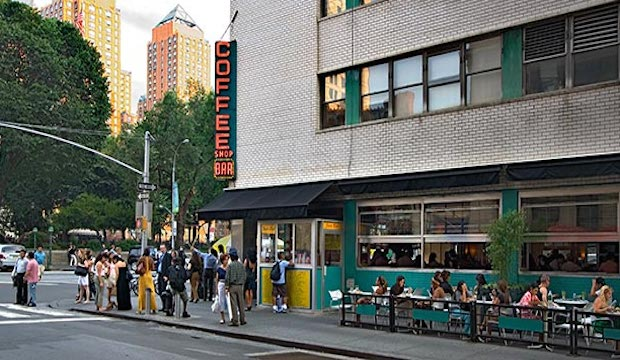 The Coffee Shop: Recommended by: Melissa Fumero (Actress)