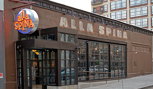 Alla Spina: Recommended by: Doug Quint (Co-Founder/Co-Owner, Big Gay Ice Cream Truck)