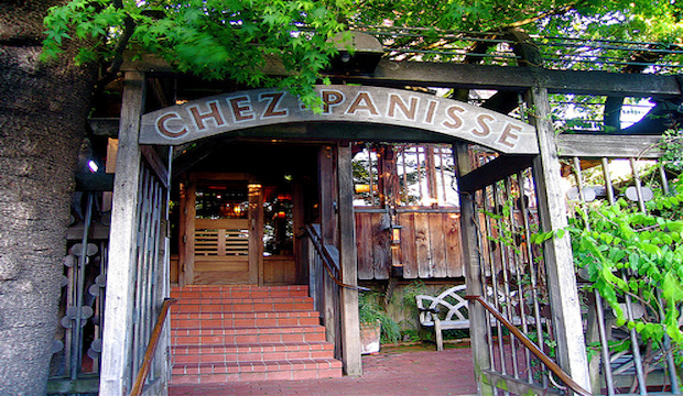 Chez Panisse: Recommended by: Jody Williams (Chef/Owner, Buvette)