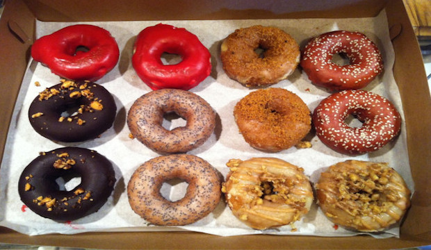 Federal Donuts: Recommended by: Doug Quint (Co-Founder/Co-Owner, Big Gay Ice Cream Truck)