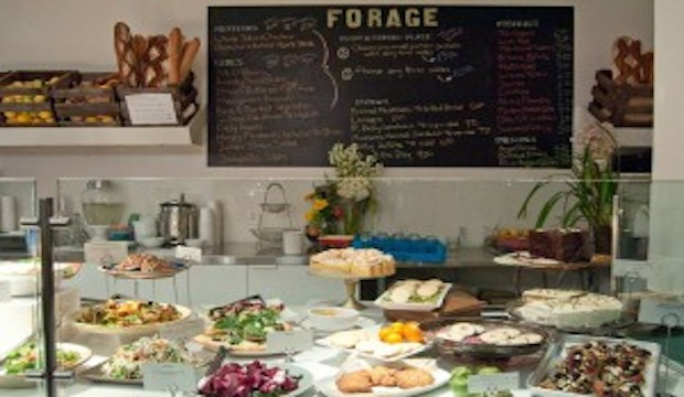 Forage: Recommended by: John Cho (Actor)