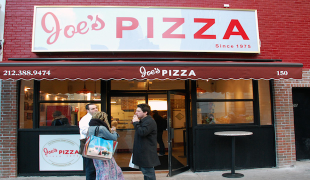 Joe's Pizza Gramercy: Recommended by: Bryan Petroff (Co-Founder/Co-Owner, Big Gay Ice Cream Truck)