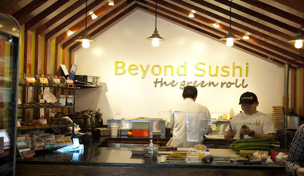 Beyond Sushi: Recommended by: Lauren Bush Lauren (CEO & Co-Founder, FEED Projects), Cassey Ho (Vlogger), Carrie Keagan (Actress)