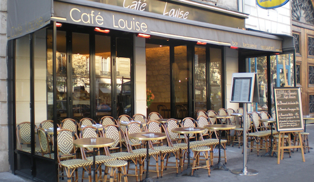 Café Louise: Recommended by: Stephanie March (Actress)