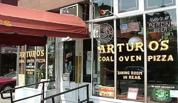 Arturo's: Recommended by: Joe Isidori (Chef, Chalk Point Kitchen)