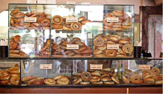 H&H Midtown Bagels East: Recommended by: Jon Shook (Co-Chef/Co-Owner, Son of a Gun)