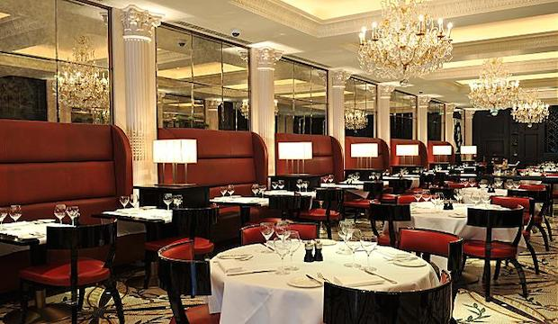Brasserie Chavot: Recommended by: June Ambrose (Fashion Designer)