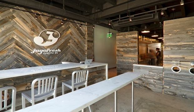 Jugofresh Miami Beach: Recommended by: Jamie Rosen (Beauty Director, Town and Country)