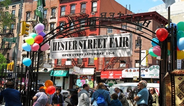 Hester Street Fair: Recommended by: Matt Levine (Restaurateur, Chalk Point Kitchen)