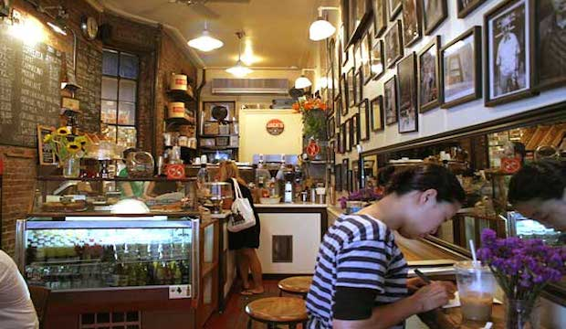 Jack's Stir Brew Financial District: Recommended by: Lauren Bush Lauren (CEO & Co-Founder, FEED Projects)