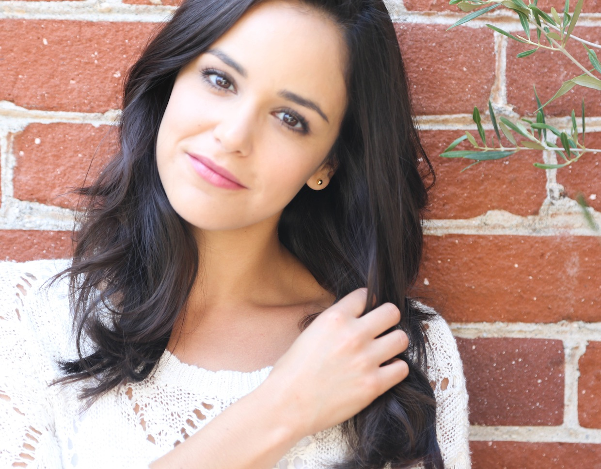 Melissa Fumero Brooklyn Nine Nine Interview