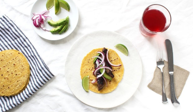 easy steak taco recipe
