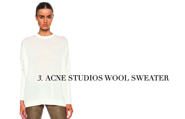 ACNE-SWEATER