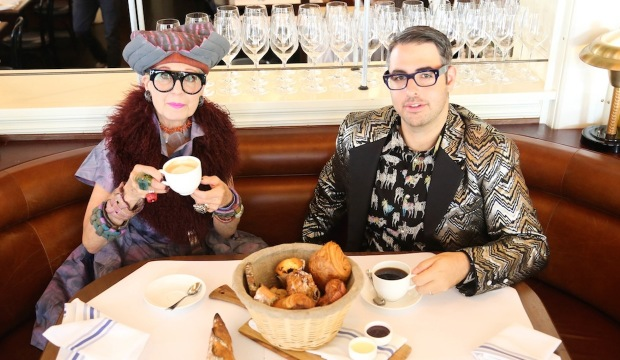Advanced Style: Ari Seth Cohen And Debra Rapoport Talk Living With Style