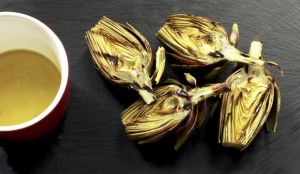 grilled artichoke healthy recipe