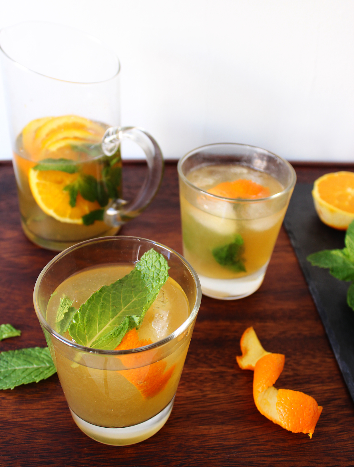 bourbon party drink