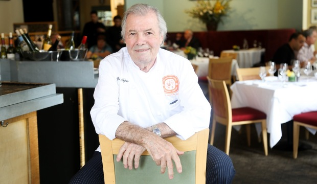Jacques Pépin: On Ketchup, New York City, And Cooking With Julia Child