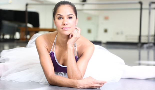 Misty Copeland: On Clean Eating And The Eyebrow Pencil She Can't Live Without