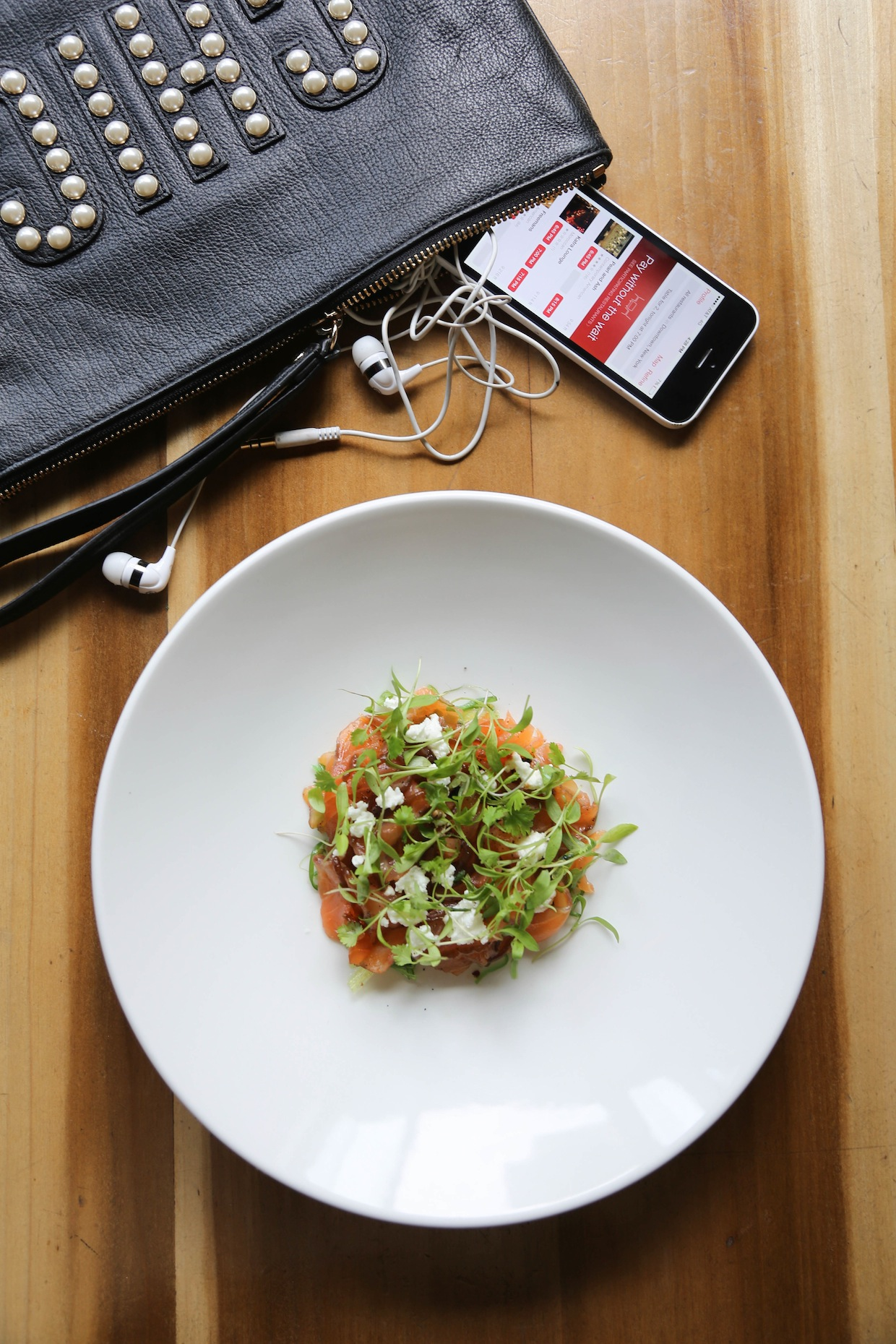 pearl-and-ash-cured-salmon-with-goat-cheese