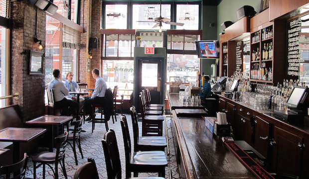 Puffy's Tavern: Recommended by: Rosie Assoulin (Fashion Designer)