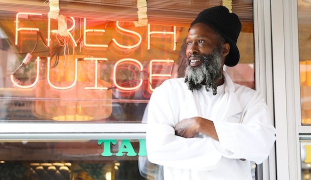 Melvin of Melvin's Juicebox: On Cleansing, Hanging with Christy Turlington, And The Ultimate Juice Recipe