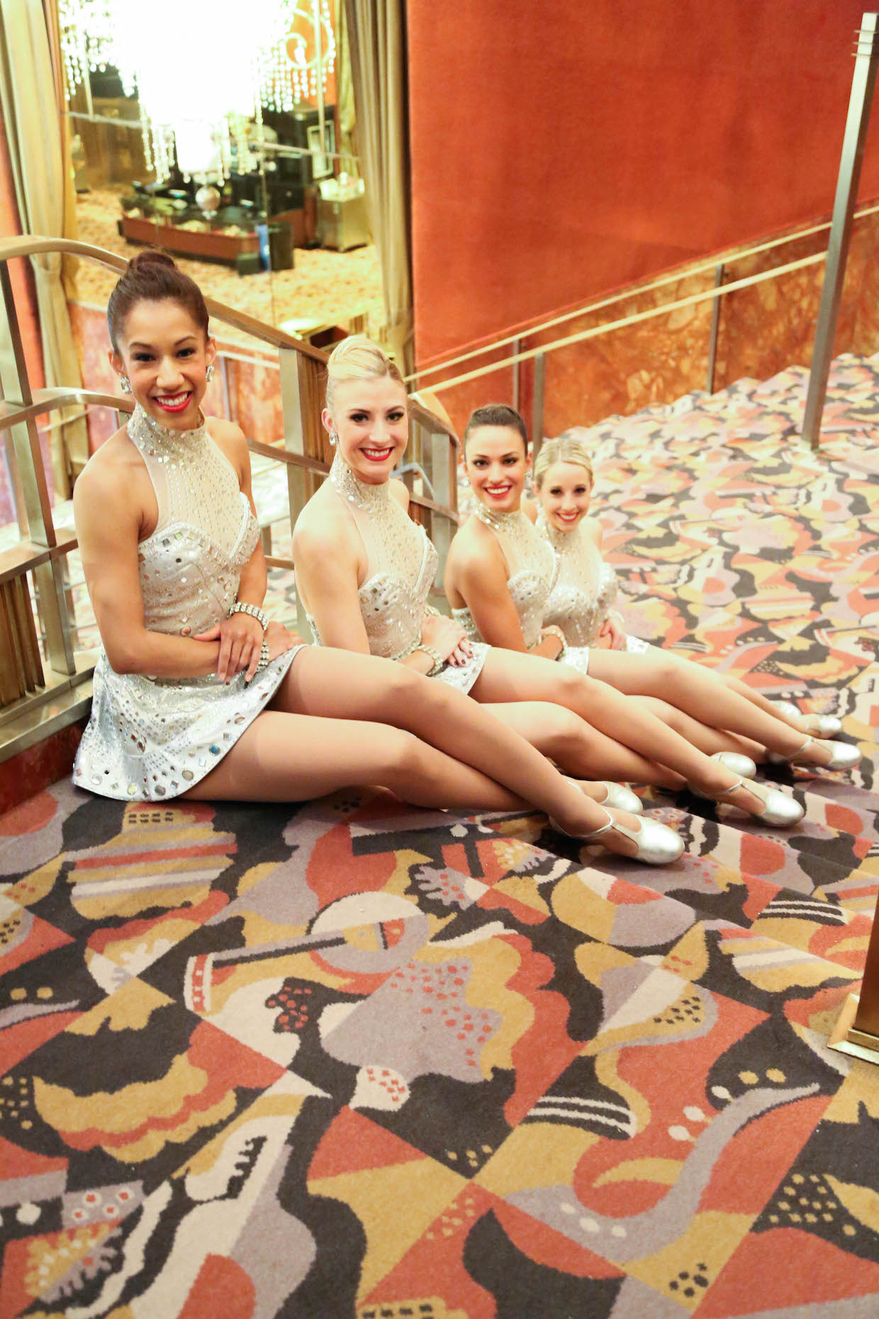rockettes christmas
