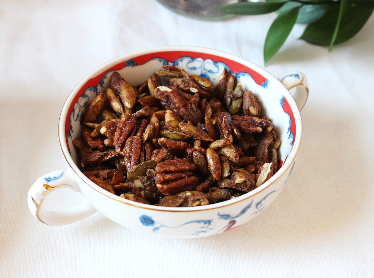 spiced-pecans-and-pepitas