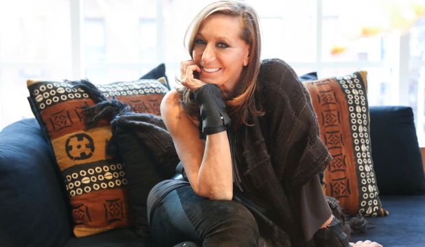 Donna Karan: On Building A Brand, Food And Fashion, And Giving Back