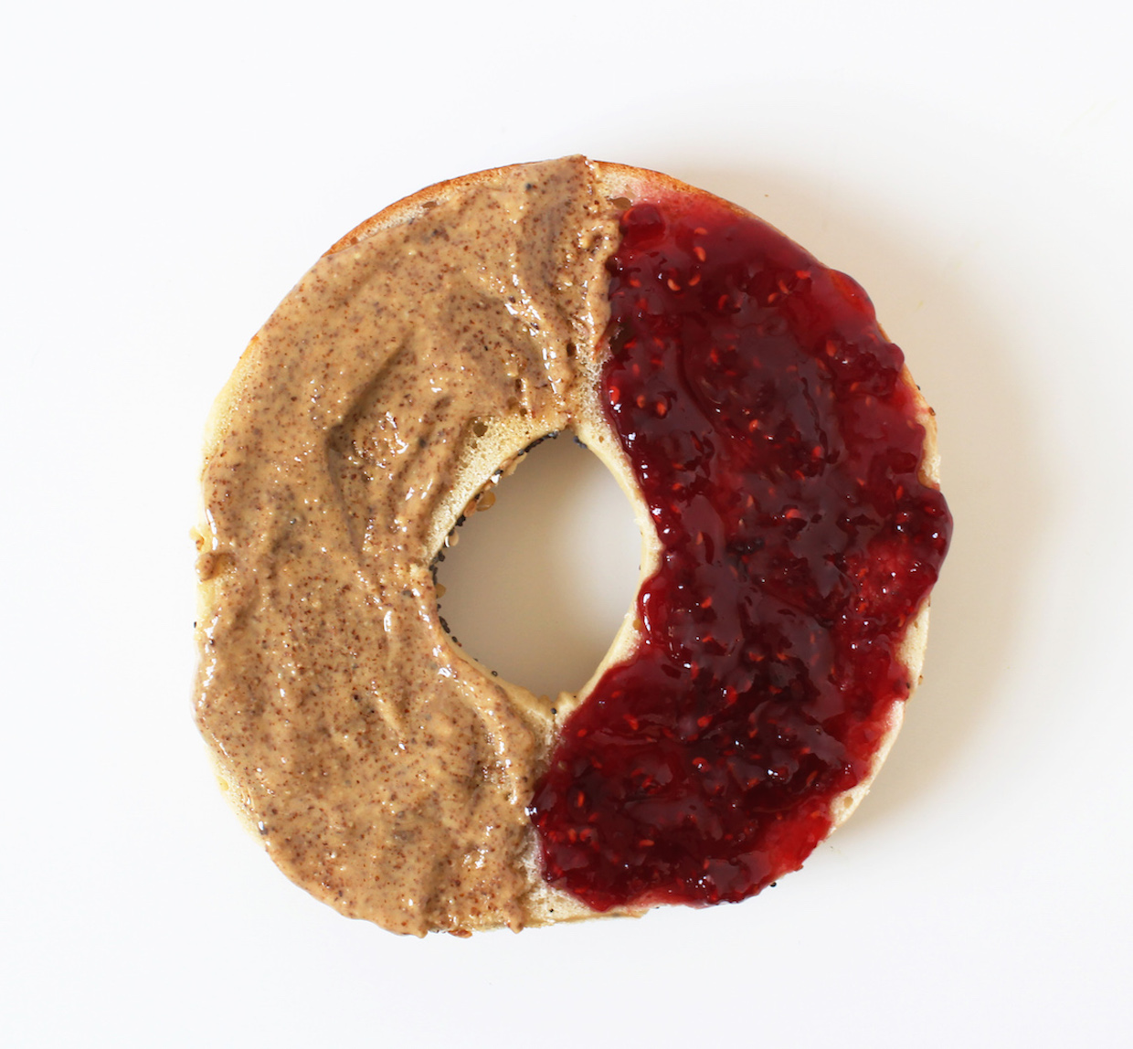 peanut-butter-and-jelly-bagel