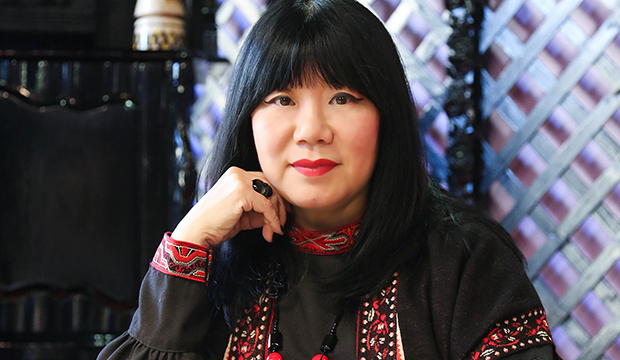 Anna Sui, On Dressing Diana Vreeland: And Never Wearing The Same Thing Twice (Part I)