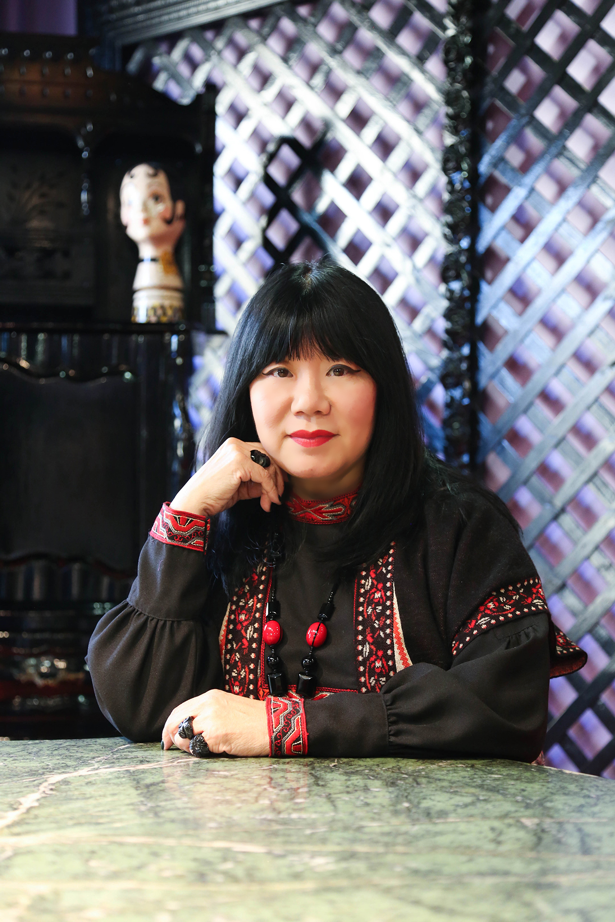Anna Sui Fall Winter 2014 2015 New Women S Clothing Styles: Anna Sui, Fashion Designer, Interview 2015