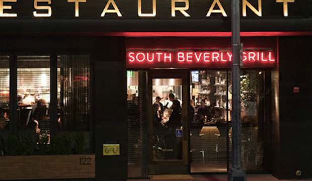South Beverly Grill: Recommended by: Sean Rad (Co-Founder, Tinder), Adam Fleischman (Founder, Umami Burger)