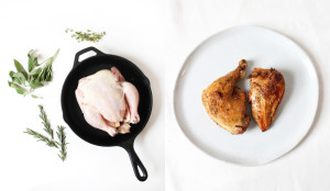 herb-roasted-chicken-easy