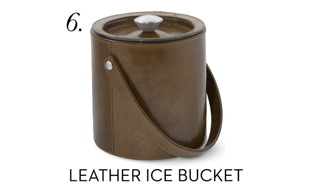 leather-ice-bucket