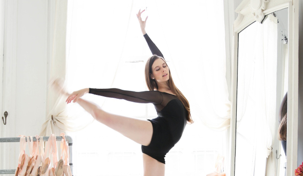 How To Work Out More in 2015: From Ballet Beautiful's Mary Helen Bowers