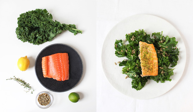 salmon-with-citrus-and-kale-salad