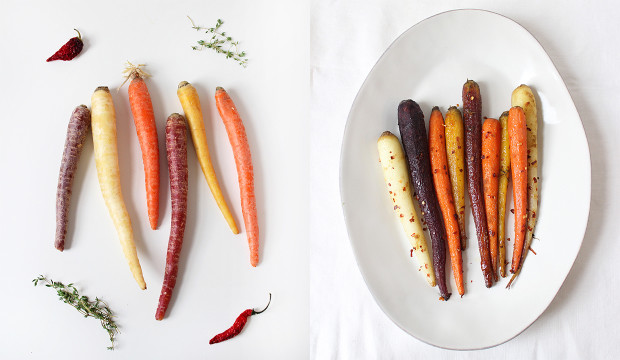 roasted carrots easy