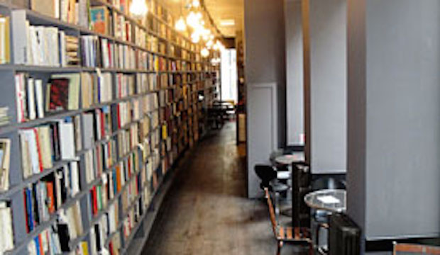Used Book Café at Merci: Recommended by: Karine Vanasse (Actress)