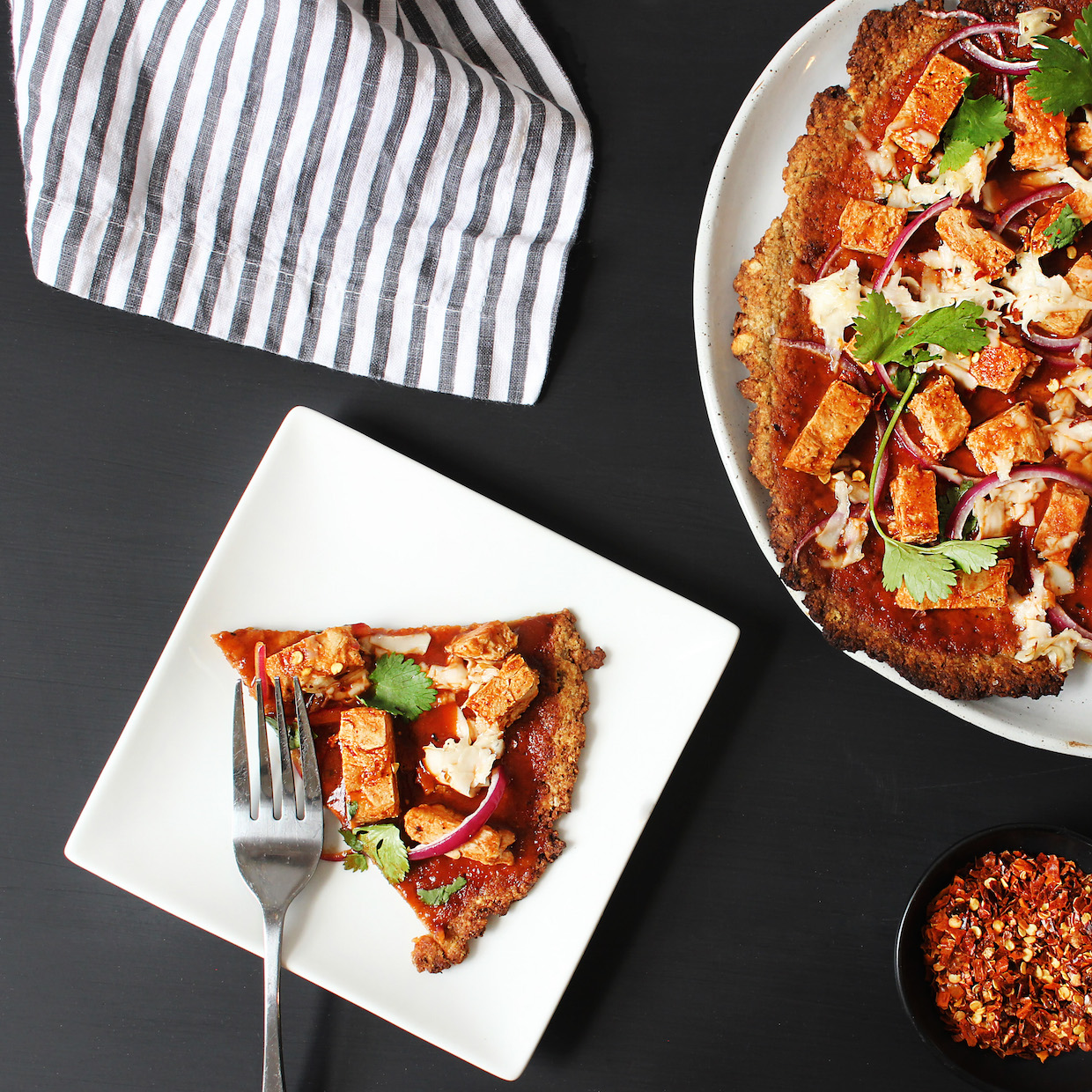 easy to make pizza