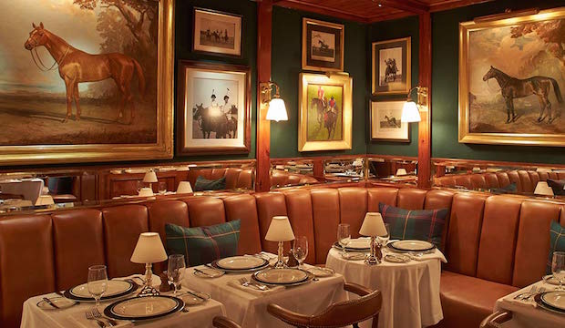The Polo Bar: Recommended by: Ramya Giangola (Fashion Consultant), Lucy Yeomans (Editor-in-Chief, Porter), Bobbi Brown (Makeup Artist), Jill Martin (TV Personality), Stephanie March (Actress), John O'Hurley (Actor), Donny Deutsch (TV Personality), Becca Parrish (Founder, BeccaPR), Laura Brown (Editor-in-Chief, InStyle)