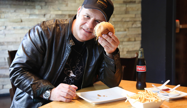 Hamburgers are Cure-Alls: Or So Umami Burger's Founder Would Have You Believe