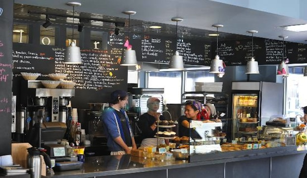 Flour Bakery: Recommended by: Anna Chlumsky (Actress)