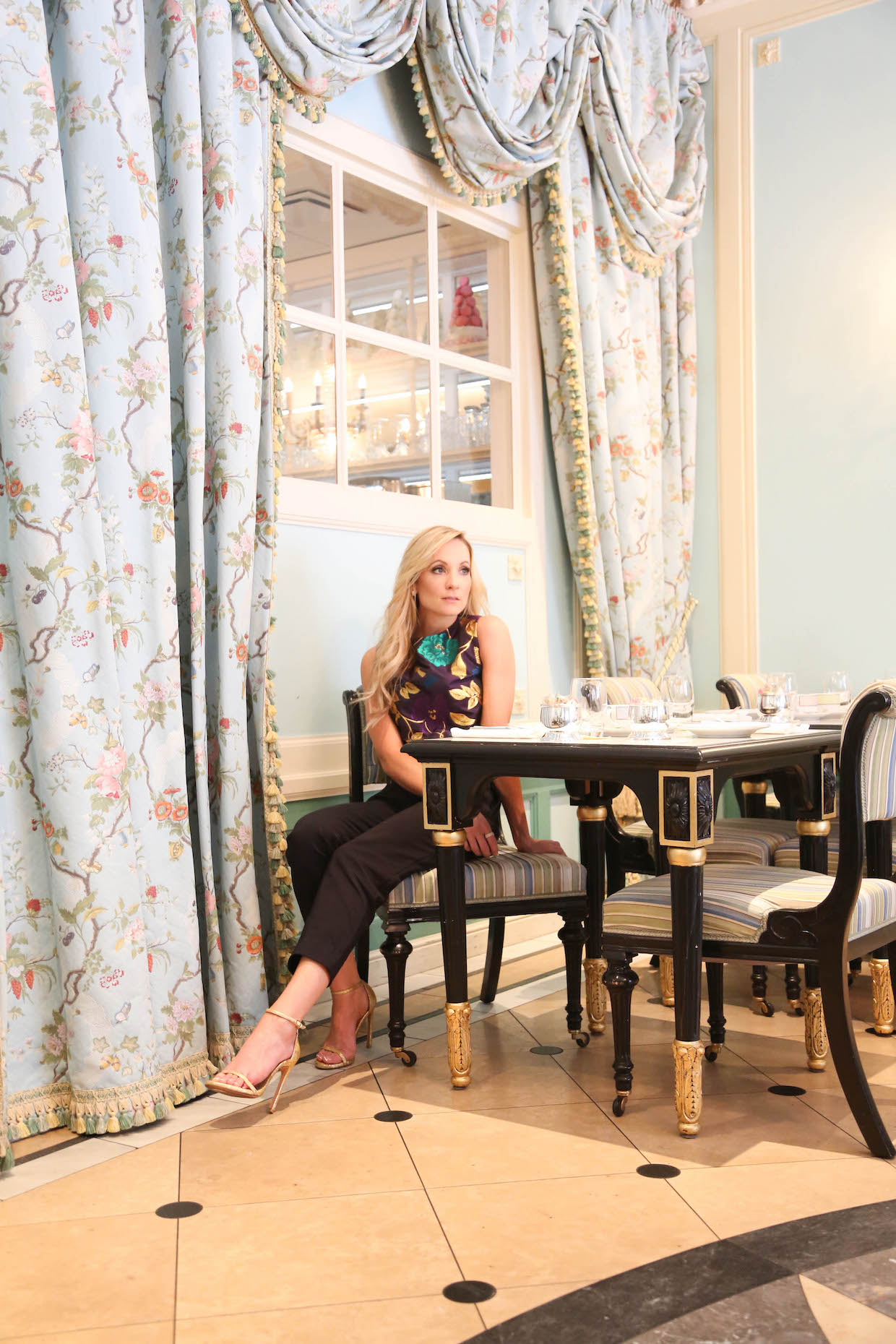 joanne froggatt favorite restaurants