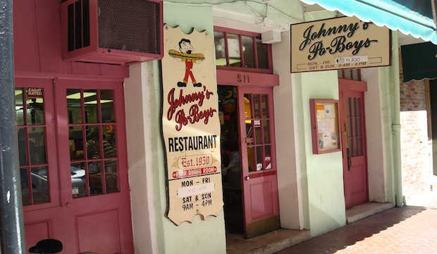 Johnny's Po' Boys: Recommended by: Rutina Wesley (Actress)