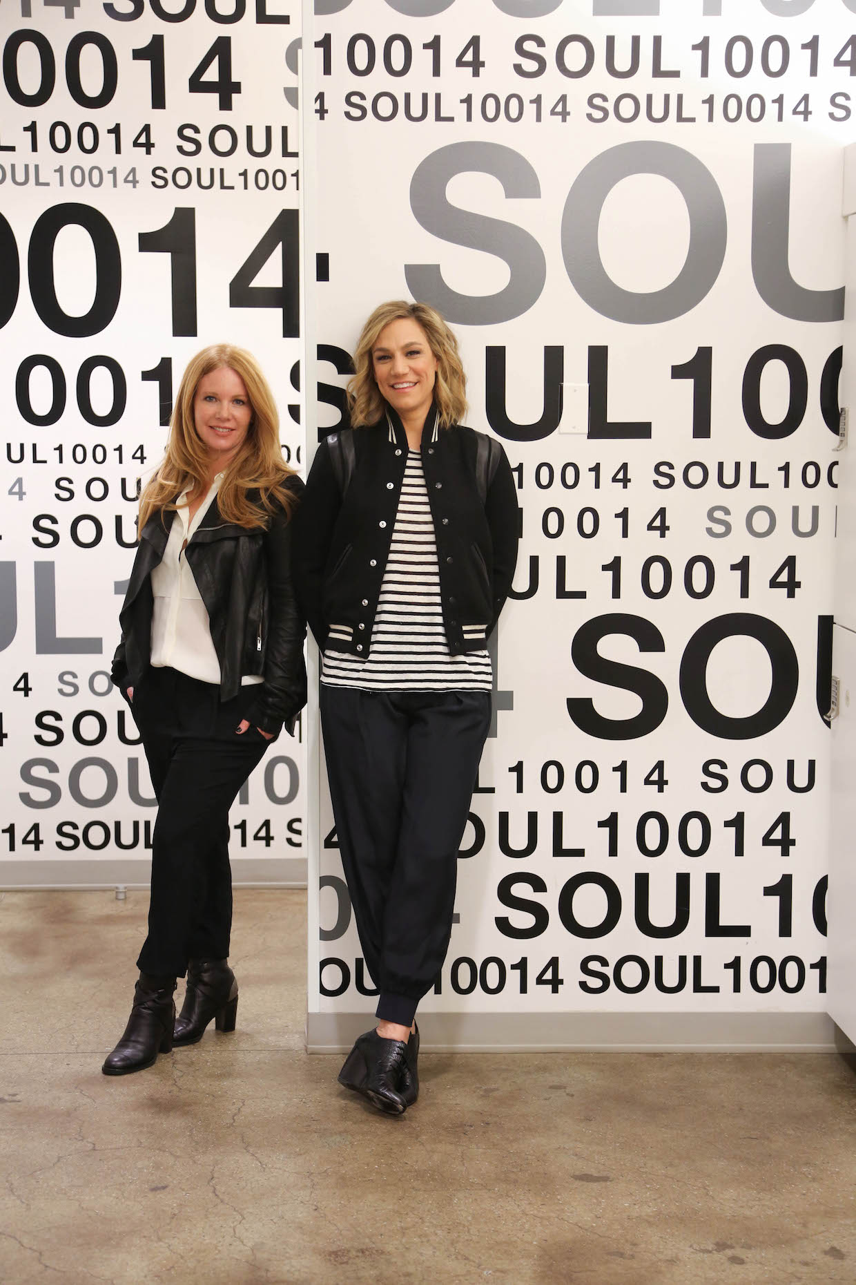 Soul Cycle founders