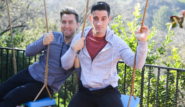 Lunch With...: Lance Bass And Michael Turchin