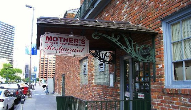 Mother's: Recommended by: Todd English (Chef/Owner, Todd English Food Hall at The Plaza), Bryan Petroff (Co-Founder/Co-Owner, Big Gay Ice Cream Truck)
