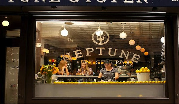Neptune Oyster: Recommended by: Anna Chlumsky (Actress)