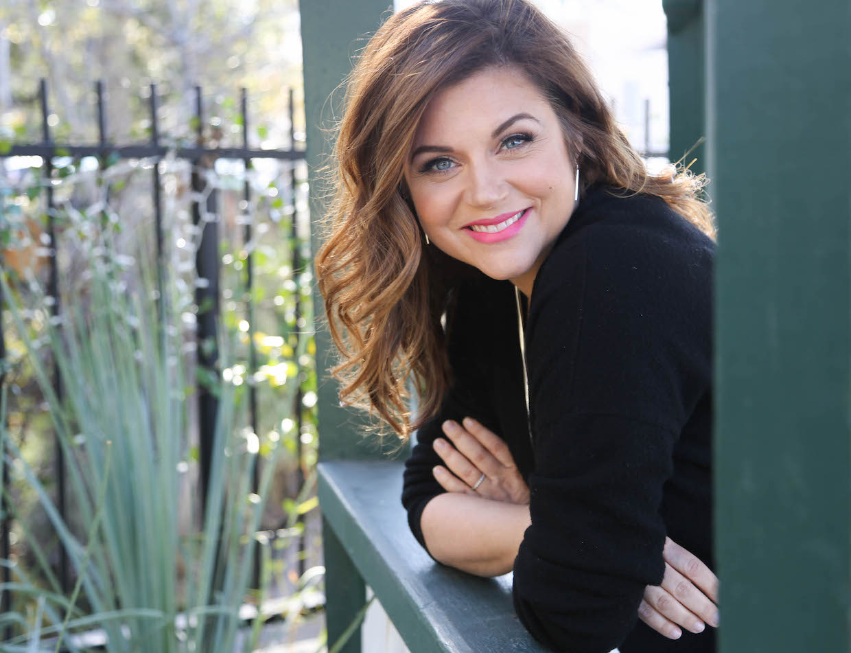 Tiffani Thiessen salad